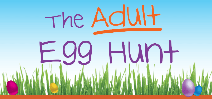 Adult Egg Hunt