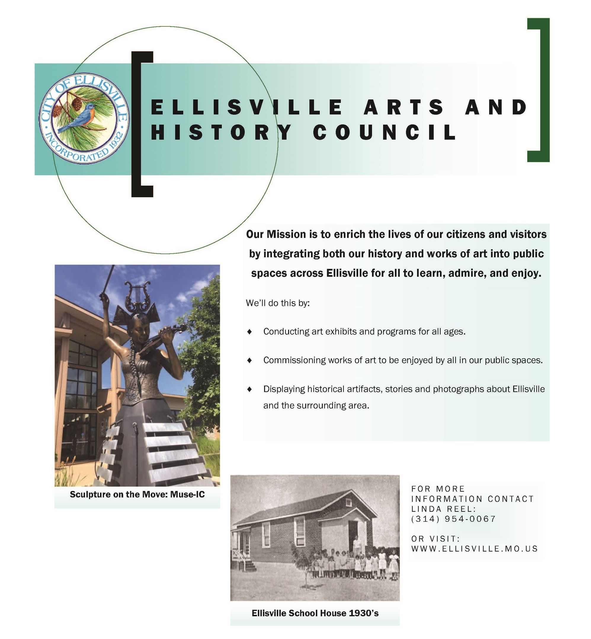 Arts and History Council Flyer (Website) pdf