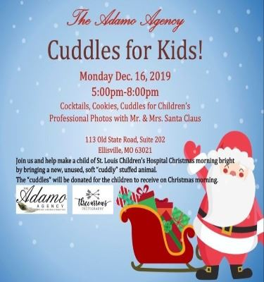 Cuddles for Kids 2019