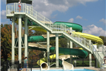 EDGE Aquatic Center Slides